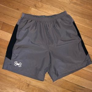 Under Armour Shorts - Men's Under Armour athletic shorts netted